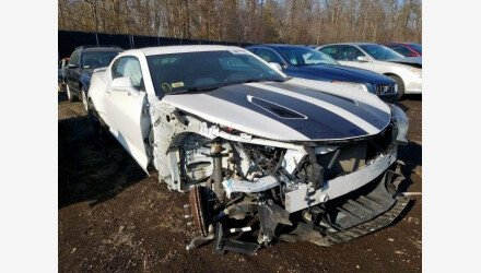 2016 Chevrolet Camaro SS Coupe for sale 101306667