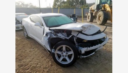 2016 Chevrolet Camaro LT Coupe for sale 101307492