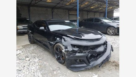 2016 Chevrolet Camaro SS Coupe for sale 101307583