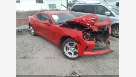 2016 Chevrolet Camaro LT Coupe for sale 101308410