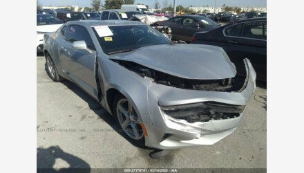2016 Chevrolet Camaro LT Coupe for sale 101308945
