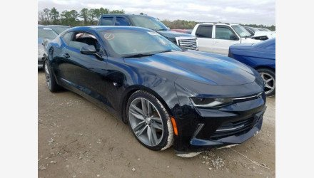 2016 Chevrolet Camaro LT Coupe for sale 101309349