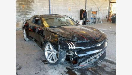 2016 Chevrolet Camaro LT Coupe for sale 101309793