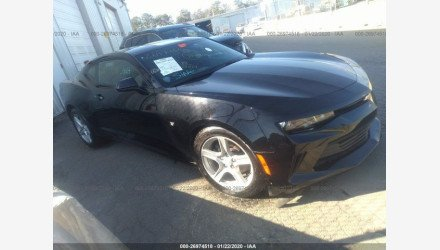 2016 Chevrolet Camaro LT Coupe for sale 101325023