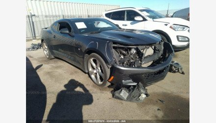 2016 Chevrolet Camaro SS Coupe for sale 101325883
