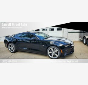 2016 Chevrolet Camaro SS Coupe for sale 101331859