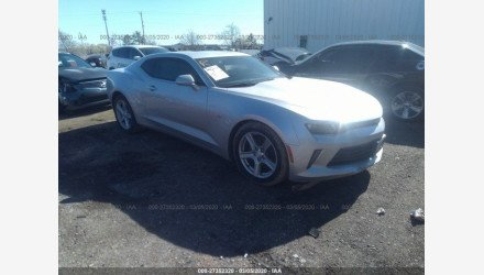2016 Chevrolet Camaro LT Coupe for sale 101332816