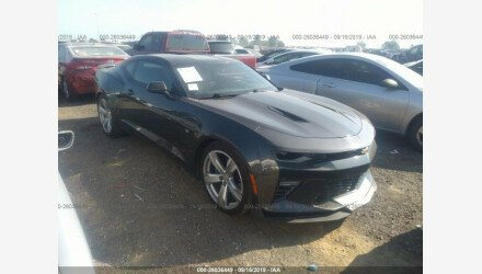 2016 Chevrolet Camaro SS Coupe for sale 101333187