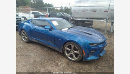 2016 Chevrolet Camaro SS Coupe for sale 101341661