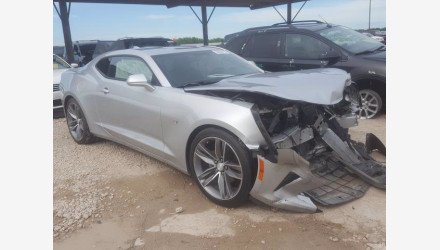 2016 Chevrolet Camaro LT Coupe for sale 101346606