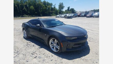 2016 Chevrolet Camaro LT Coupe for sale 101349407