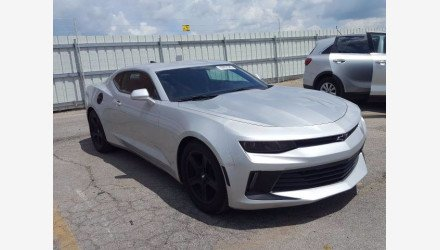 2016 Chevrolet Camaro LT Coupe for sale 101349416