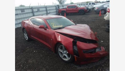 2016 Chevrolet Camaro LT Coupe for sale 101408194