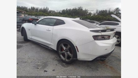 2016 Chevrolet Camaro SS Coupe for sale 101411412