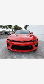 2016 Chevrolet Camaro SS for sale 101411538