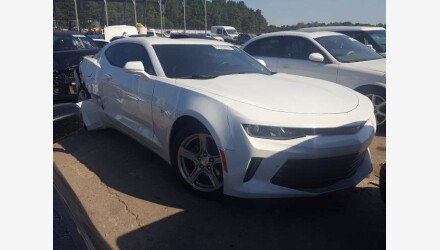 2016 Chevrolet Camaro LT Coupe for sale 101411894