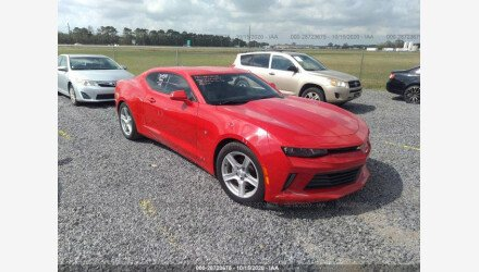 2016 Chevrolet Camaro LT Coupe for sale 101417116