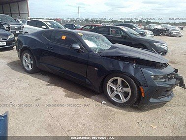 2016 Chevrolet Camaro LT Coupe for sale 101436947