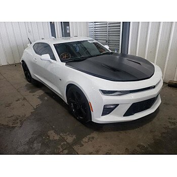 2016 Chevrolet Camaro SS Coupe for sale 101614128