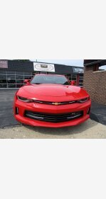 2016 Chevrolet Camaro LT Coupe for sale 101297069
