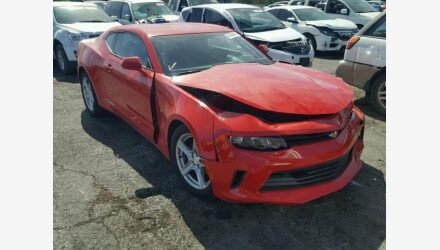 2016 Chevrolet Camaro LT Coupe for sale 101067988