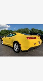 2016 Chevrolet Camaro LT Coupe for sale 101170179