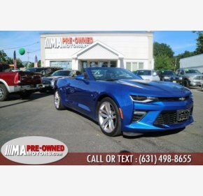 2016 Chevrolet Camaro SS Convertible for sale 101199885