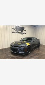 2016 Chevrolet Camaro SS Convertible for sale 101207171