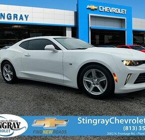 2016 Chevrolet Camaro LT Coupe for sale 101214357