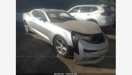 2016 Chevrolet Camaro LT Coupe for sale 101261068