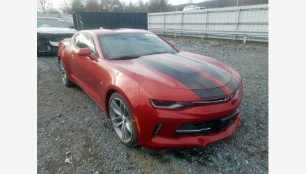 2016 Chevrolet Camaro LT Coupe for sale 101266304