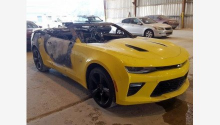 2016 Chevrolet Camaro SS Convertible for sale 101268190