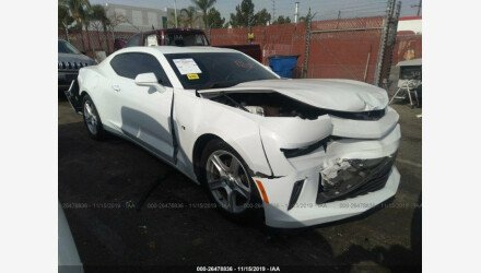2016 Chevrolet Camaro LT Coupe for sale 101268325