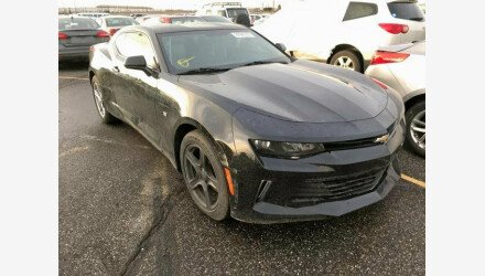 2016 Chevrolet Camaro LT Coupe for sale 101287070
