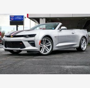 2016 Chevrolet Camaro SS Convertible for sale 101291579