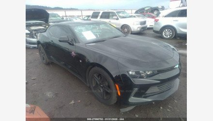 2016 Chevrolet Camaro LT Coupe for sale 101292561