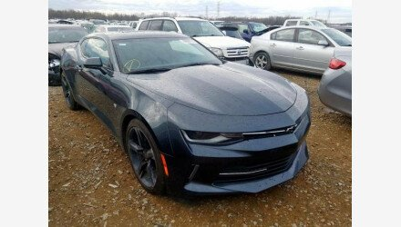 2016 Chevrolet Camaro LT Coupe for sale 101331281