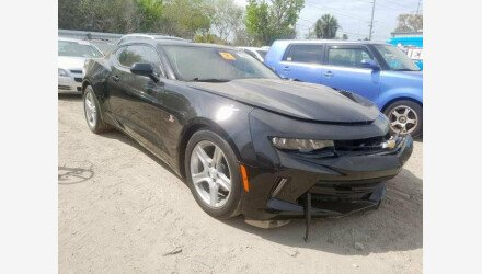 2016 Chevrolet Camaro LT Coupe for sale 101331329