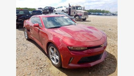 2016 Chevrolet Camaro LT Coupe for sale 101344128