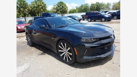2016 Chevrolet Camaro LT Coupe for sale 101412953