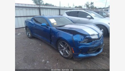 2016 Chevrolet Camaro LT Coupe for sale 101415710