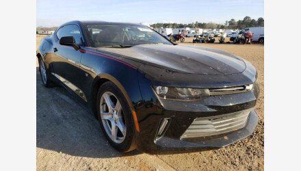 2016 Chevrolet Camaro LT Coupe for sale 101489062