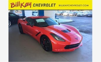 2016 Chevrolet Corvette Coupe for sale 100835603