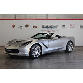 2016 Chevrolet Corvette Convertible for sale 101049073