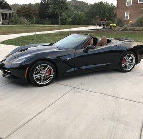 2016 Chevrolet Corvette Convertible for sale 101050444