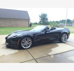 2016 Chevrolet Corvette Z06 Convertible for sale 100772741