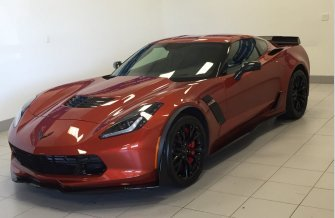 2016 Chevrolet Corvette Z06 Coupe for sale 100777846