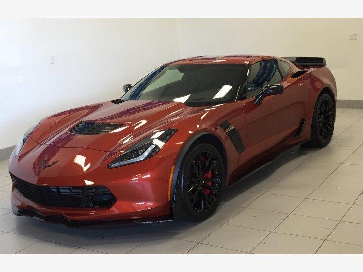 2016 Chevrolet Corvette Z06 Coupe for sale 100777846