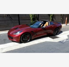 2016 Chevrolet Corvette Coupe for sale 100787634