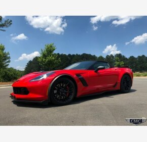 2016 Chevrolet Corvette Z06 Convertible for sale 101151051